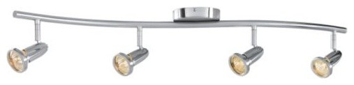 Cobra Straight Rail Kit by Access Lighting modern-ceiling-lighting