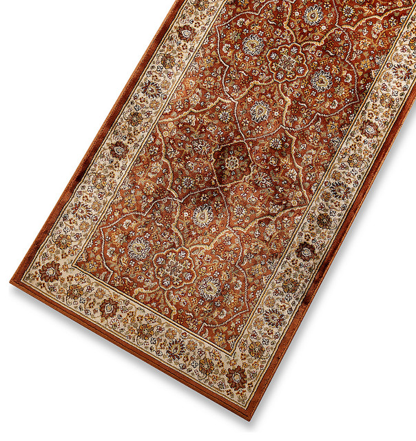 Verona Persian Rug - Traditional - Rugs - by Bed Bath & Beyond