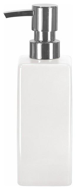 Modern Porcelain Bathroom Liquid Soap Dispenser