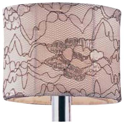 Allegri SA125 6-Pack Fabric Shade transitional-lamp-shades