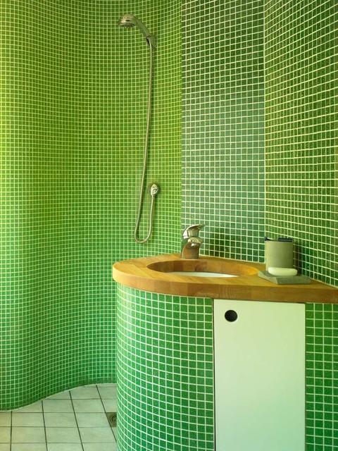 Shower Room contemporary-bathroom