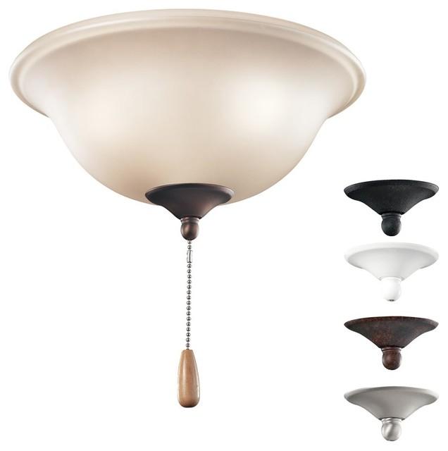 BUILDER FANS 3 Light Ceiling Fan Light Kit X LUM305833