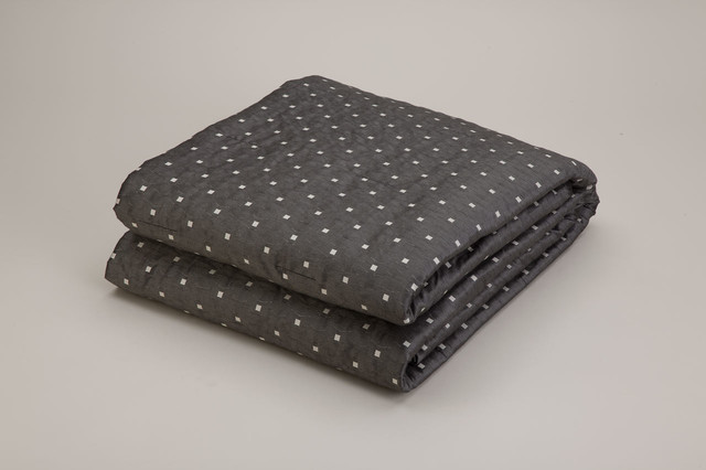 Fukusa Coverlets contemporary-quilts-and-quilt-sets