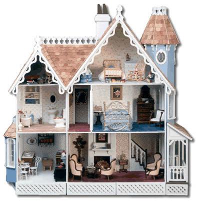 McKinley Dollhouse Kit modern-kids-toys
