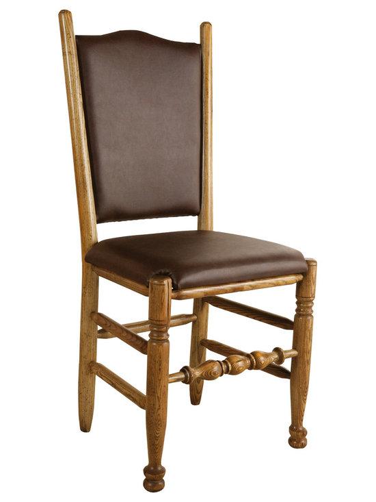 West Midlands Upholstered Sidechair - West Midlands Upholstered Sidechair
