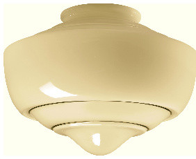 Rhodes 4 by Schoolhouse Electric traditional-pendant-lighting