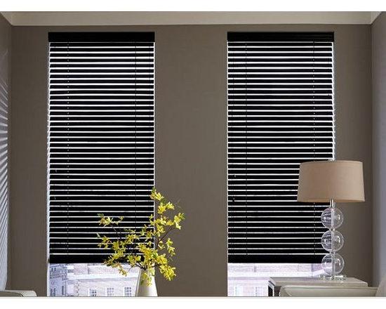 Wood Blinds- 3 Day Blinds- Living Room -
