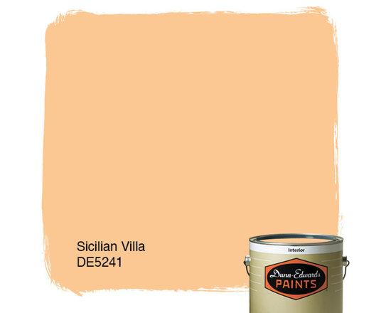 Dunn-Edwards Paints Sicilian Villa DE5241 -