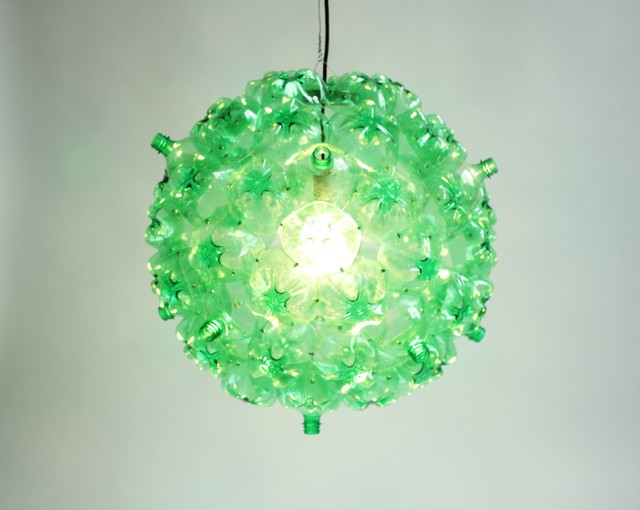 Bubble Chandelier modern-pendant-lighting