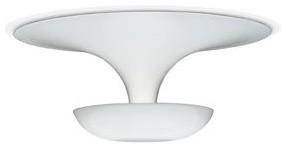 Mini Funnel Flushmount by Vibia bathroom-lighting-and-vanity-lighting