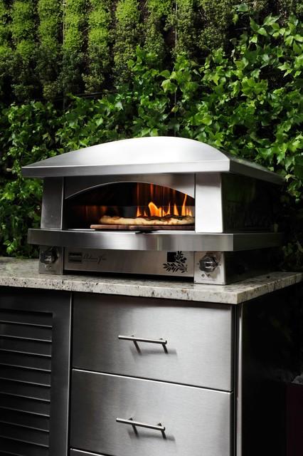 Contemporary Outdoor Pizza Ovens contemporary-outdoor-pizza-ovens