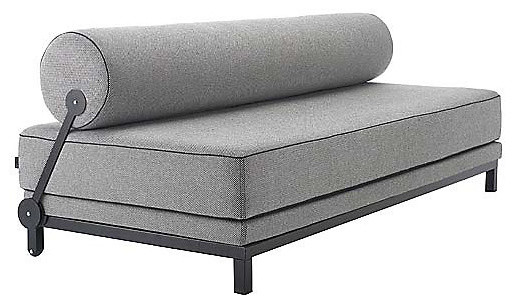 Twilight sleeper sofa cento fabric modern futons by for Design within reach sleeper sofa
