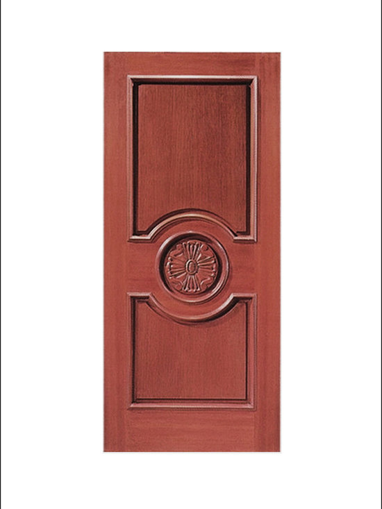 Carved and Mansion Entry Doors Model # 8 -