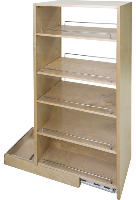 Pantry Cabinet Pullout 11 1 2 X 22 1 4 X 45 1 2 Tradition