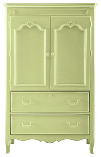 Stanley Young America Ma Marie Door Chest - Traditional - Kids Dressers And Armoires - by Layla ...