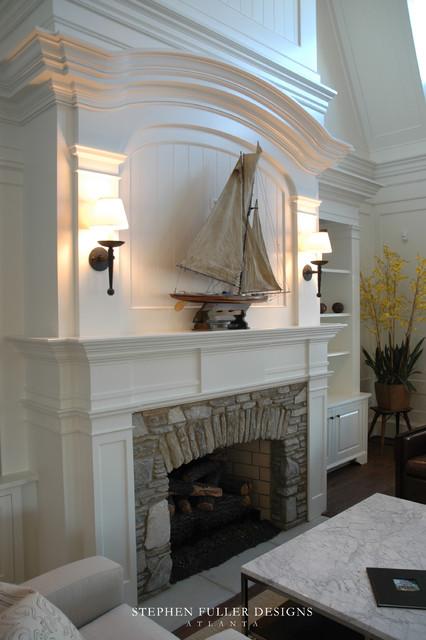 A Shingle Style Estate traditional