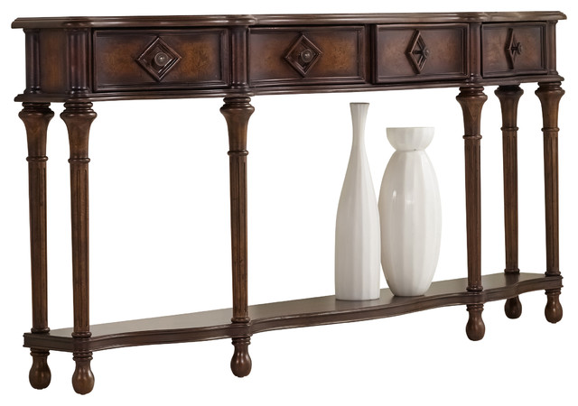 Hooker Furniture 72 inch Hall Console Table 963 85 122