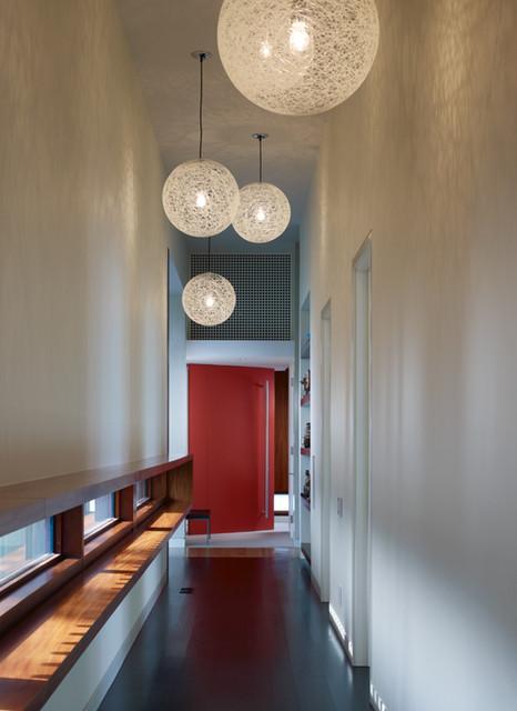 North Shore Modern modern-hall