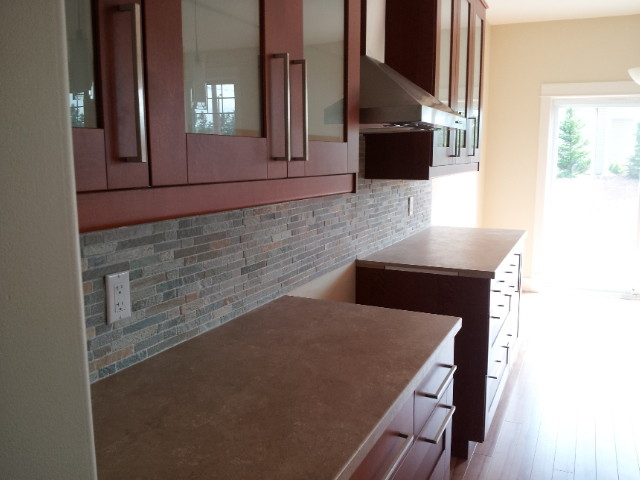 Adel medium brown IKEA kitchen cabinets | Ideas for the ...  |Adel Kitchens Brown