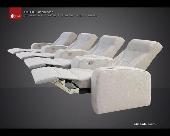 NERO Incliner LUXURY Seating. -
