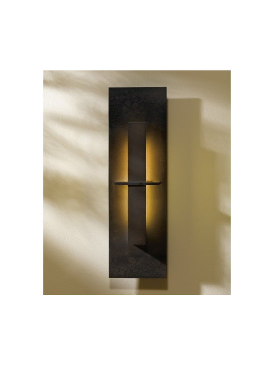 Contemporary Iron Sconce -