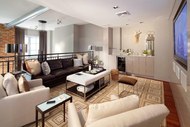Elizabeth Cross-Beard, Associate Interior Designer modern-family-room