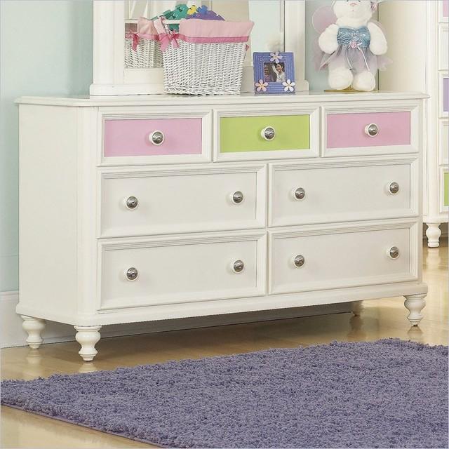 Pulaski Build A Bear Pawsitively Yours Kids Double Dresser
