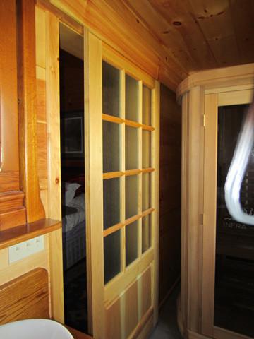 Barn Door Style rustic-interior-doors