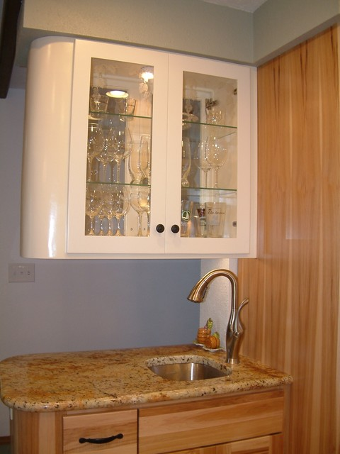 Design Alliance - Hickory traditional-kitchen-cabinetry