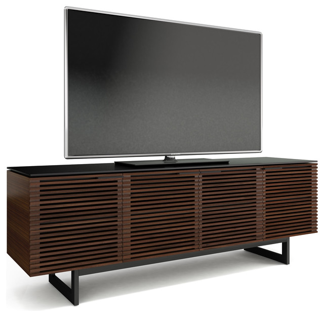 Corridor Home Theater Console - Modern - Entertainment Centers And Tv Stands - other metro - by ...