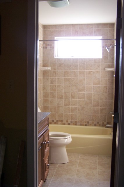 Bathroom Remodel From Lowes : Bathroom remodel kutztown traditional by