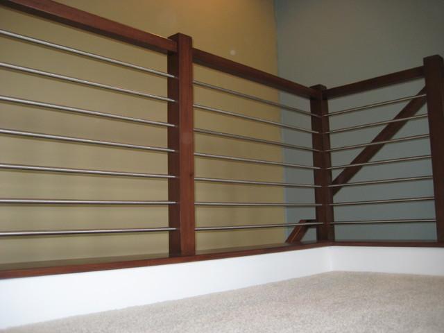 Ladera Ranch contemporary-staircase