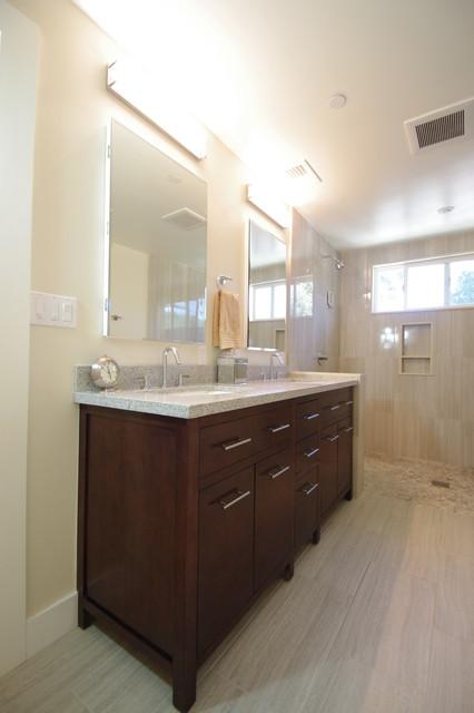 New Family Addition contemporary-bathroom