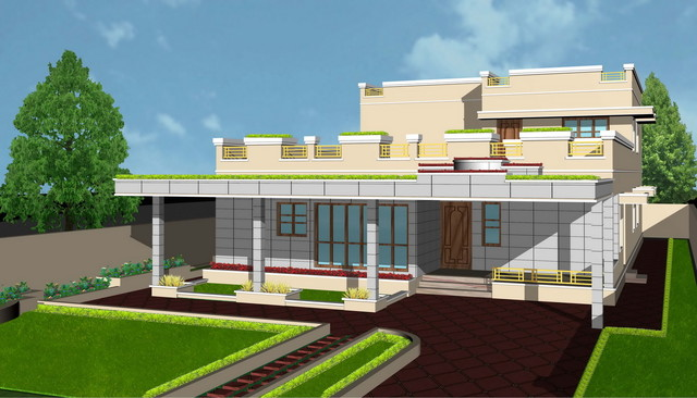 Residential Project 1994 - 2000 rendering