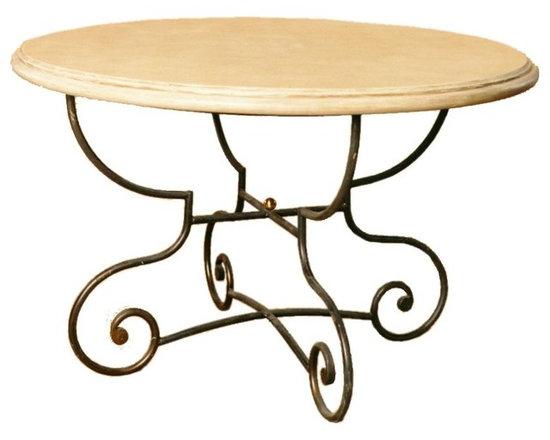 Karan Dining Table Base -