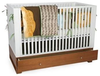 Amy Coe Westport Collection Convertible Crib modern-cribs