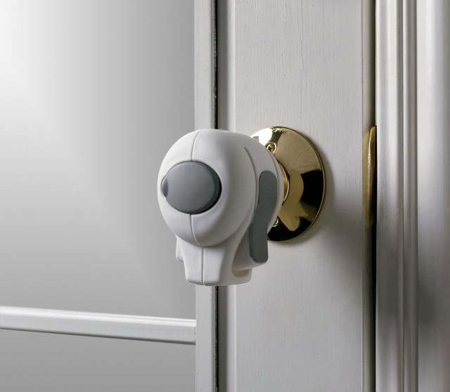 KidCo Door Knob Lock - Contemporary - Baby Gates And Child Safety - by KidSafe Home Safety Products