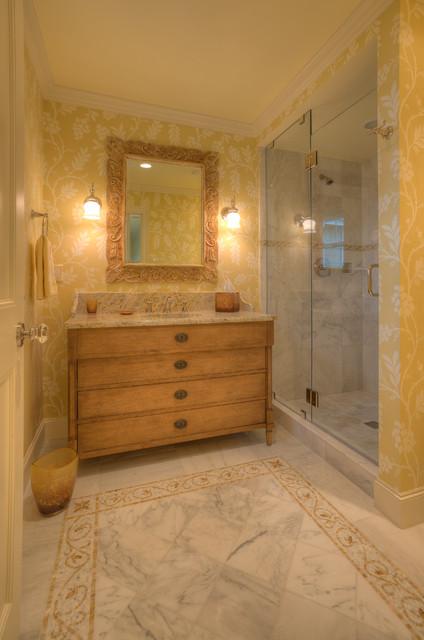 A South Camano Island Residence traditional-bathroom