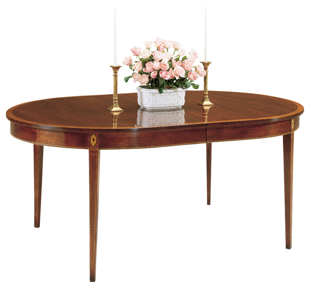 Stickley Monroe Place Dining Table 4586 : traditional dining tables from houzz.com size 640 x 594 jpeg 58kB