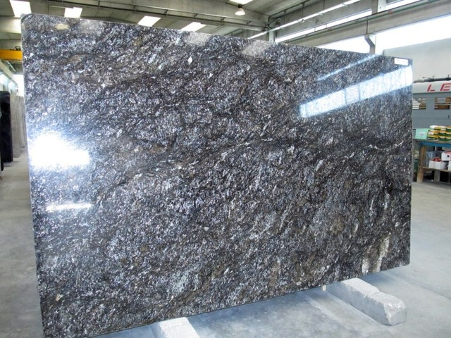 Galaxy Blue Granite Slab