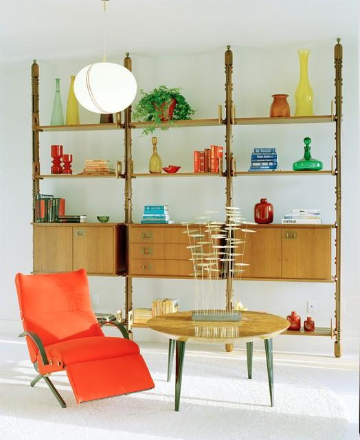 Miami Townhouse modern-family-room