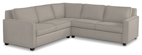 Henry sectional contemporary sectional sofas by west elm for Henry sofa sectional west elm