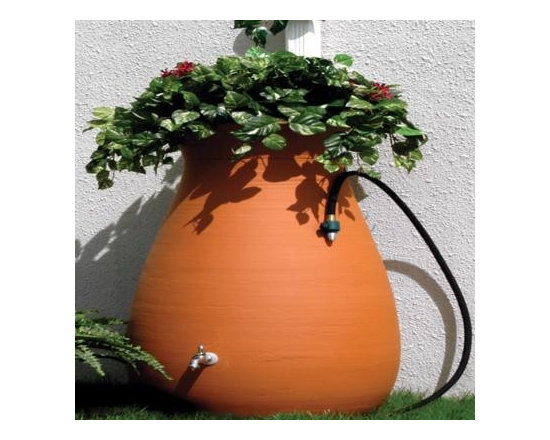 Cascata Rain Water Collection and Storage System -