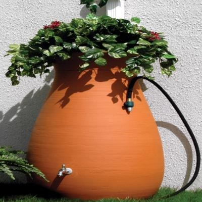 Cascata Rain Water Collection and Storage System traditional-watering-and-irrigation-equipment