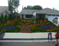 Sweet Caroline Garden Design