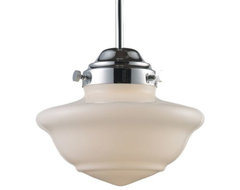 Schoolhouse Pendant 69022-69032 by ELK Lighting modern-pendant-lighting