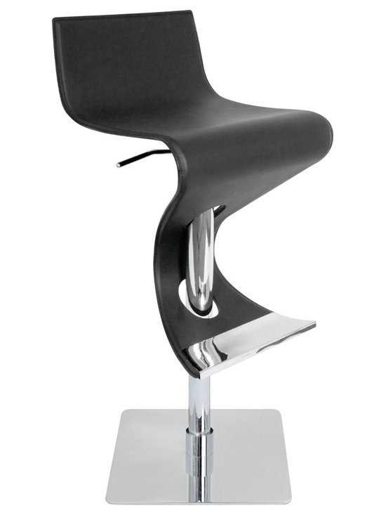 Viva Bar Stool - BLACK