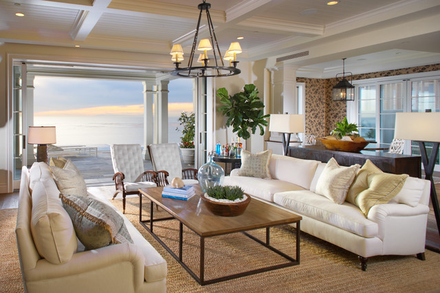 Cape Cod Style in Dana Point, California traditional