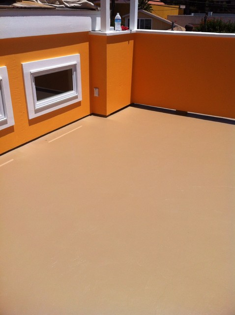 Stains, Epoxy and Deck Coatings exterior