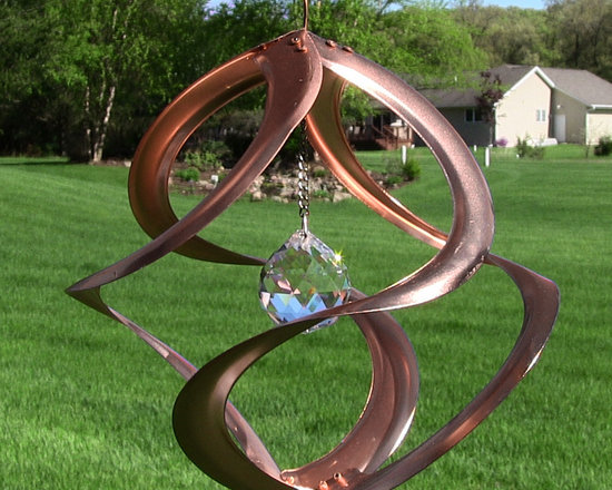 Single Crystal Wind Spinner -